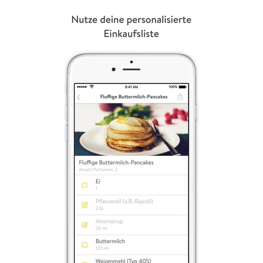 Kitchen Stories App