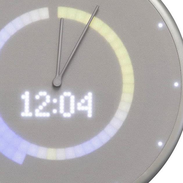 Glance Clock – die smarte Bluetooth Wanduhr