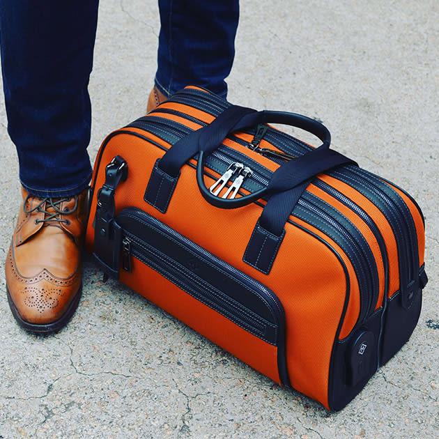 ATLAS Travel Bag – Die smarte Reisetasche – schnell, einfach und super flexibel