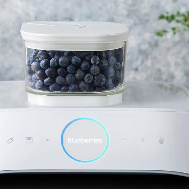 Silo – das clevere Vakuumiergerät für längere Haltbarkeit von Speisen mit Sprachassistent