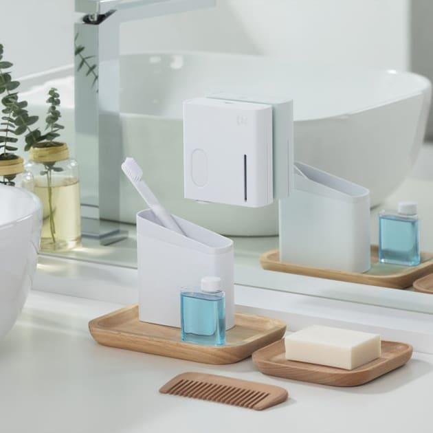 Tic Travel – das Reise Gadget – Mundhygiene und Rasier-Kit