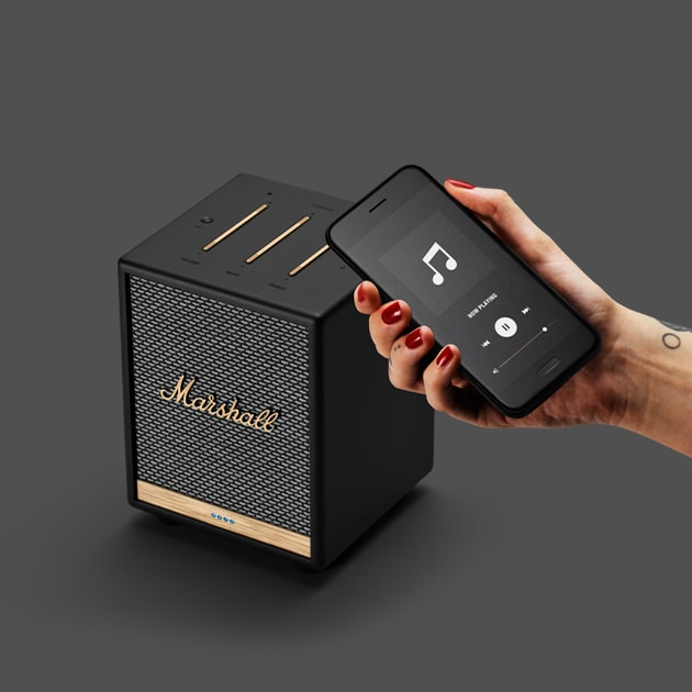 Marshall – Uxbridge Voice mit Amazon Alexa