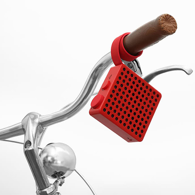 The Monkey Lautsprecher von Palomar- flexibles Miniradio