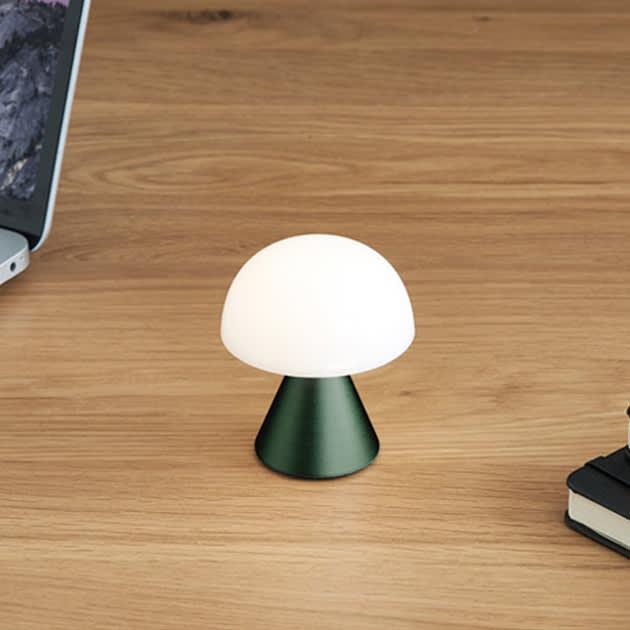 Mina – elegante stimmungsvolle LED Leuchtenserie für Innen und Außen