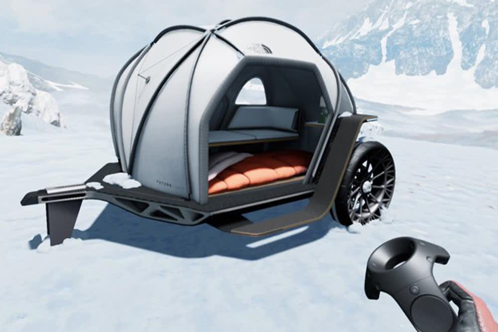Futurelight Camper Wohnwagen