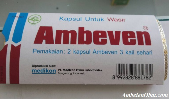 Obat Ambeien di apotik ambeven
