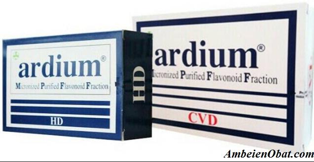 Ardium Obat Ambeien farmasi di apotik