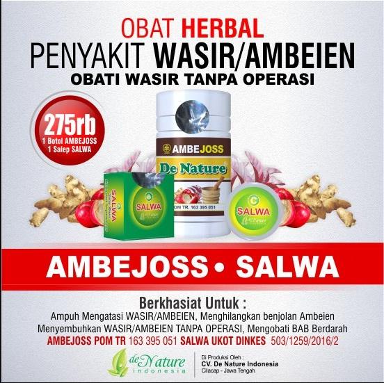 Obat Ambeien Paket 1