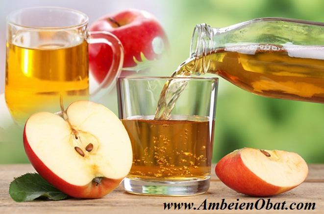 Sari cuka apel obat ambeien