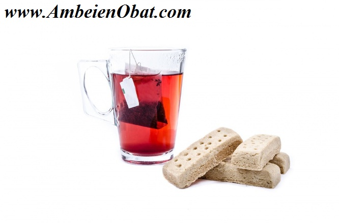 Obat Ambeien atau wasir kantong teh hitam
