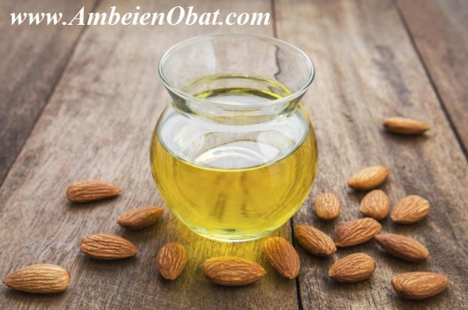 Minyak Almond obat ambeien wasir