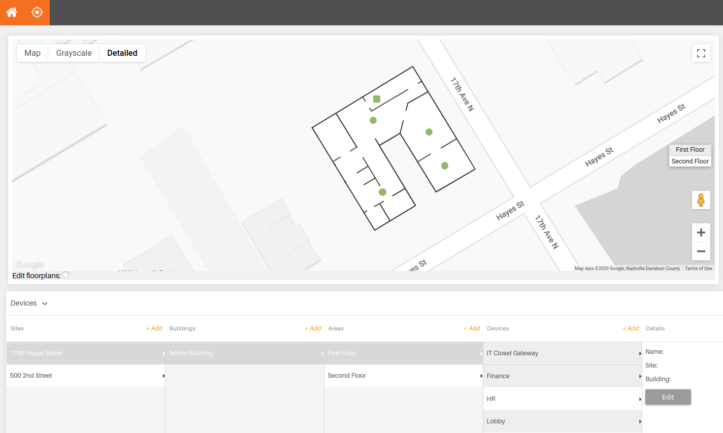 New Feature: Instantly Share Floor Plans with 911 Dispatch