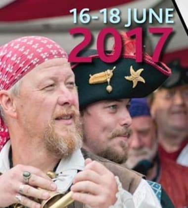 Blog Thumbnail - Falmouth international Sea Shanty festival 2017