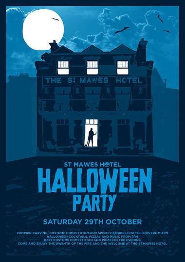 Blog Thumbnail - Halloween in St Mawes