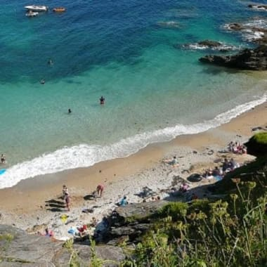 Blog Thumbnail - The UK's best beaches - three of the top ten are in Cornwall
