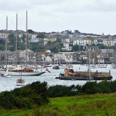Blog Thumbnail - Plans get underway for the Falmouth tall ships