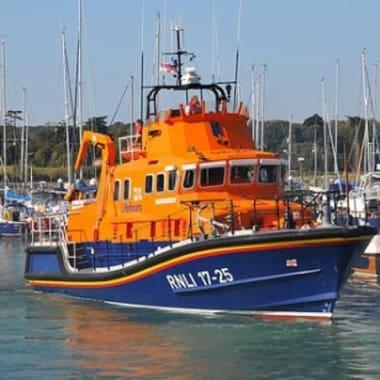 Blog Thumbnail - Rnli chosen as charity for Falmouth tall ships