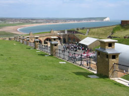 Newhaven Fort - East Sussex click to go to site.