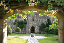 Nymans - Handcross West Sussex click to go to site.