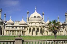 The Royal Pavilion - Brighton East Sussex click to go to site.