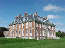 Uppark House & Garden - South Harting West Sussex click to go to site.
