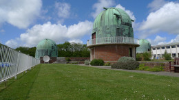 Herstmonceux Observatory Science Centre - East Sussex click to go to site.