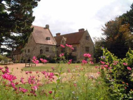 Michelham Priory and Gardens - Nr Hailsham East Sussex click to go to site.