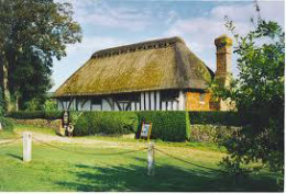 Alfriston Clergy House - East Sussex click to go to site.