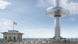 Holiday Cottages Close to British Airways i360 - Brighton click to go to site.