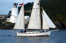 Falmouth Classics Regatta - June click to go to site.