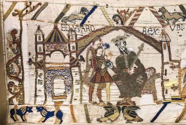 Blog Thumbnail - Bayeux Tapestry Visit