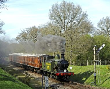 Blog Thumbnail - Steaming on in Mid-Sussex