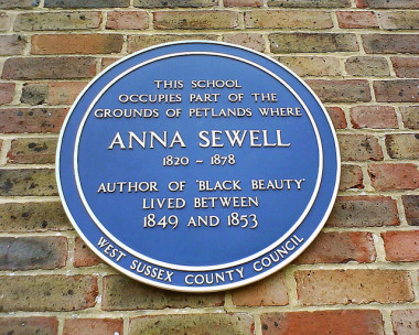 Blog Thumbnail - Blue plaques in Sussex