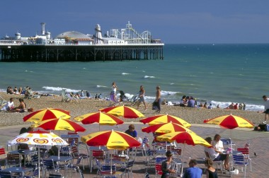 Blog Thumbnail - Brighton festivities
