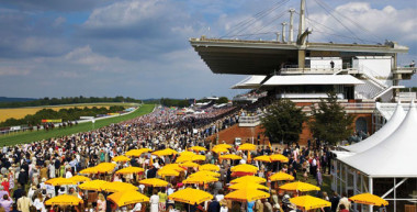 Blog Thumbnail - Glorious Goodwood is racing into the future....
