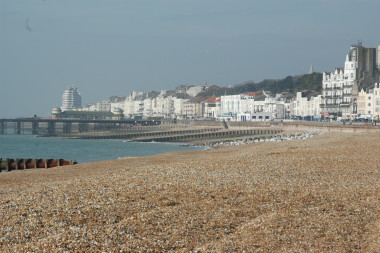 Blog Thumbnail - Down on the Sussex coast