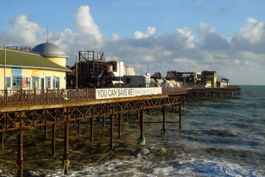 Blog Thumbnail - A pier is reborn and an orchestra saved!