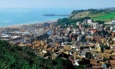 Blog Thumbnail - A short break in Hastings, East Sussex