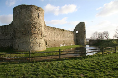 Blog Thumbnail - The spirit of Pevensey Castle, East Sussex