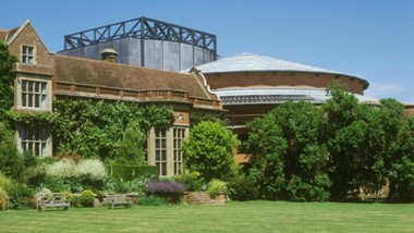 Blog Thumbnail - Glyndebourne gardens, East Sussex