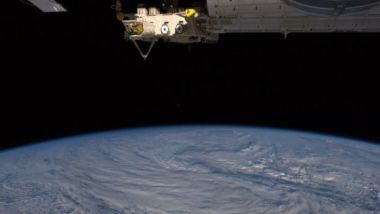 Blog Thumbnail - Sussex man in space!