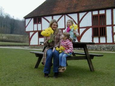 Blog Thumbnail - A Spring treat at the Weald and Downland Open Air Museum in Sussex