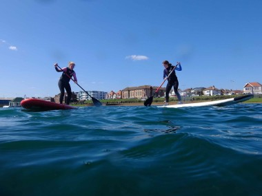 Blog Thumbnail - 5 reasons to try paddleboarding in Sussex