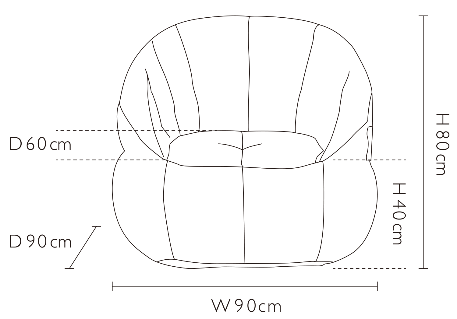 Butterfly dimensions guide