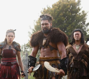 A Glossary Of Te Reo Māori Terms From THE DEAD LANDS