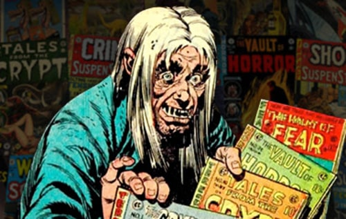 The Birth, Death, & Resurrection of American Horror Comics and MORE!
