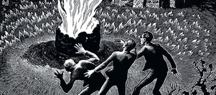 Lovecraft's Frightful Messenger