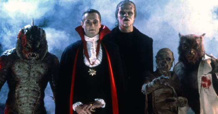 Dig into THE MONSTER SQUAD and MORE!