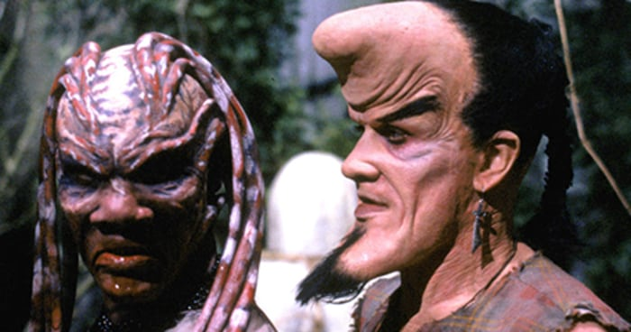 Nicholas Vince On NIGHTBREED, PARASITE Makes History And MORE!