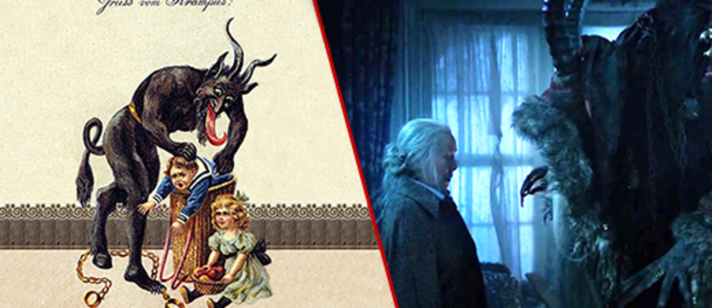 It's Beginning To Look A Lot Like Krampus, A CHRISTMAS CAROL And MORE!